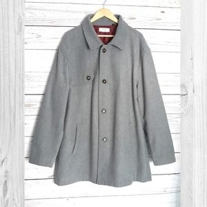 """Five Four Men's Gray  Coat """" Accepting Offers"""""""